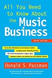img - for All You Need to Know About the Music Business: Ninth Edition book / textbook / text book