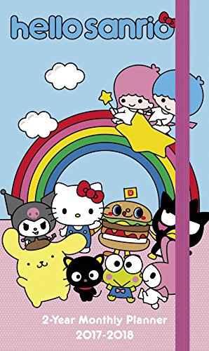 Hello Kitty Pocket Planner 2 Year (2017)