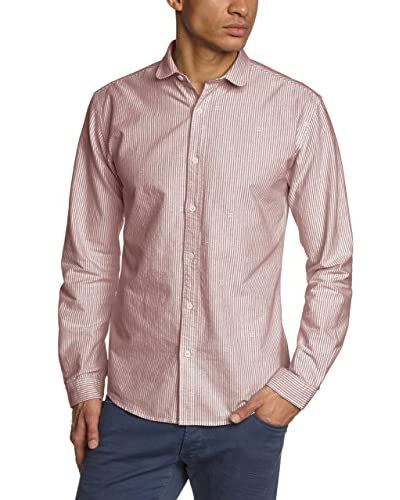 Selected Homme Camicia Uomo Huainan [Melanzana]