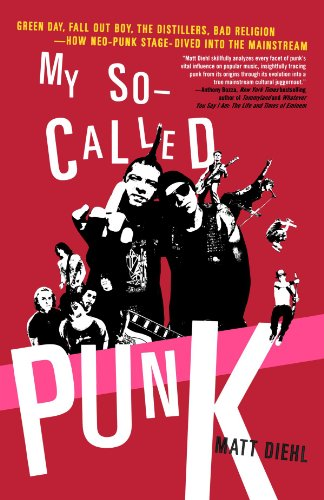 My So Called Punk: Green Day, Fall Out Boy, the Distillers, Bad Religion - How Neo-punk Stage - Dived into the Mainstream