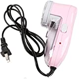 Mini Pink Fabric Clothes Shaver Pilling Practical Fuzz Lint Remover