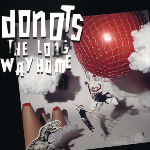 Donots - The Long Way Home - Zortam Music