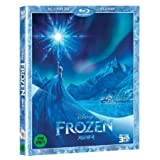 Frozen 2D+3D Blu-ray 2disc(Region A)
