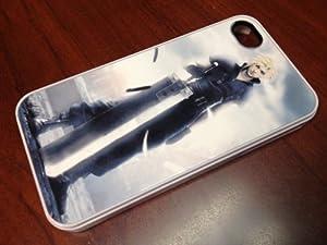 Cloud Strife Final Fantasy VII 7 iPhone 5 Case (114w)