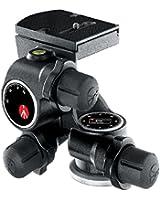 Manfrotto 410 Rotule Junior à crémaillère 3 directions Plateau rapide Mouvements micrométriques
