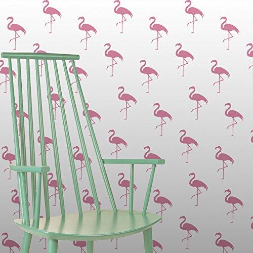 ideavinilo-decowall-flamencos-color-rosa-medidas-110x50cm