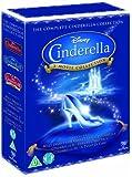 Cinderella, Dreams Come True and Twist in Time [DVD] [1950]