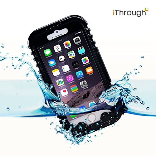 innovative design 8522d 253e4 iPhone 6 Plus Waterproof Case, iThroughTM iPhone 6 Plus - Import It All