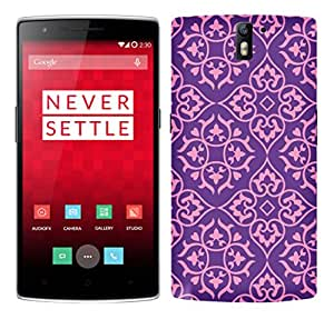 TrilMilPrinted Designer Mobile Case Back Cover For Oneplus One 1+1