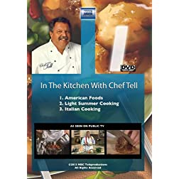 Chef Tell DVD 1