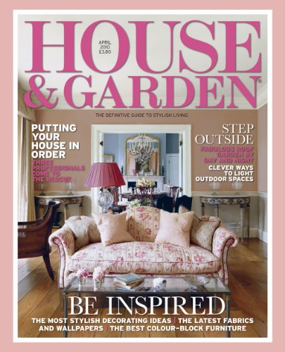 House & Garden Magazine Gift Subscription Pack ( 12 issues)