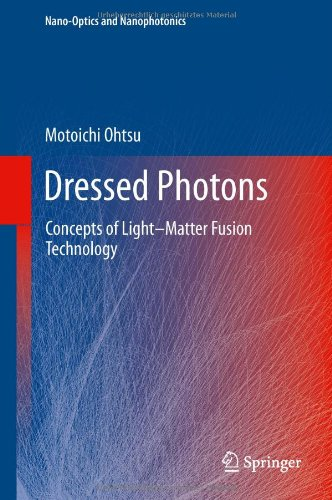 Dressed Photons: Concepts Of Light-Matter Fusion Technology (Nano-Optics And Nanophotonics)