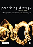img - for Practicing Strategy: Text and Cases book / textbook / text book