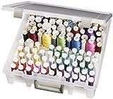 Art Bin Super Satchel Box with Removable Thread Trays