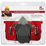 3M Tekk Protection Professional Multi-Purpose Drop Down Respirator, (62023)