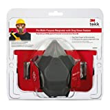 3M TEKK Protection Pro Multi-Purpose Respirator with Drop Down Feature