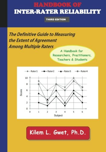 Handbook of Inter-Rater Reliability (3rd Edition): The Definitive Guide to Measuring the Extent of Agreement Among Multiple Raters.