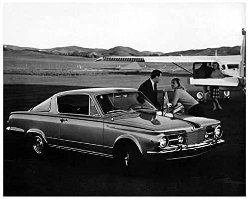 1965-plymouth-barracuda-automobile-photo-poster