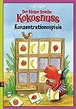 Image de Der kleine Drache Kokosnuss - Konzentrationsspiele (Lernspaß- Rätselhefte, Band 9)