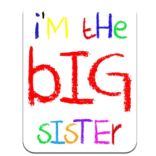 I'm The Big Sister Funny Cool Gift Premium Quality