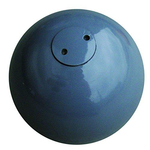 Amber Athletic Gear - Peso in acciaio, per lancio del peso, 6 kg, colore: blu