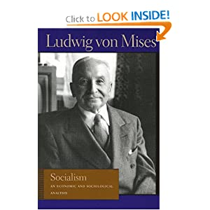 Socialism - Ludwig von Mises