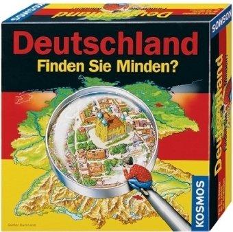 Deutschland – Finden Sie Minden? (Spiel) kaufen