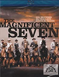 Magnificent Seven Blu Ray [Blu-ray]