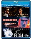 Tom Cruise: Triple Feature [Blu-ray] (Bilingual)
