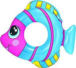 Bestway 81cm x 76cm Friendly Fish Swim Rings