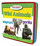 img - for Wild Animals Play & Learn Foam Puzzle Book (Play & Learn Foam Puzzle Books) book / textbook / text book