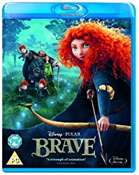 Brave [Blu-ray][Region Free]