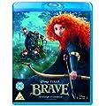 Brave [Blu-ray] [Region Free]