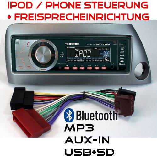 RDS Autoradio Telefunken T470 für Ford KA mit