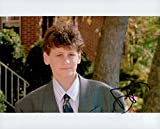 David Moscow autographed photo