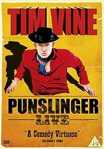 Tim Vine - Punslinger Live [DVD]