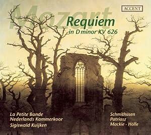 Wolfgang Amadeus Mozart: Requiem in d-Moll KV 626