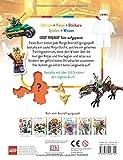 Das Mach-Malbuch. LEGO® Ninjago von Dorling Kindersley