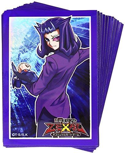 Yu-Gi-Oh! Zexal Duelist Card Protector Reginald Kastle Card Sleeves - 1