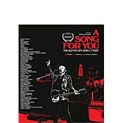 A Song For You: The Austin City Limits Story [Blu-ray]