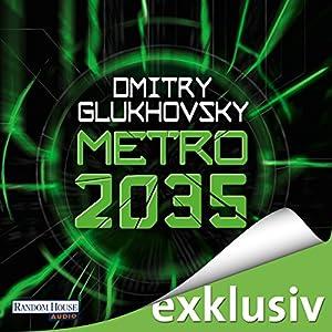Metro 2035 (Metro 3) Audiobook