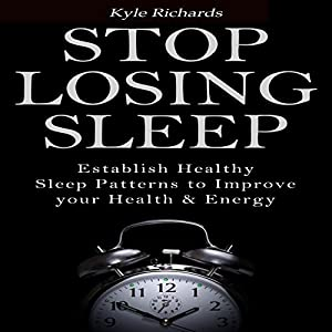 Stop Losing Sleep Audiobook