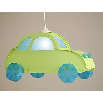 lampe suspension voiture verte cuisine maison m142. Black Bedroom Furniture Sets. Home Design Ideas