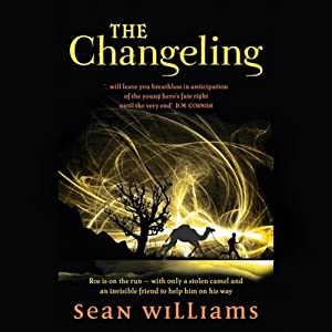 The Changeling: Broken Land, Book 1 | [Sean Williams]