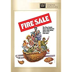 Fire Sale by Alan Arkin [Blu-ray]