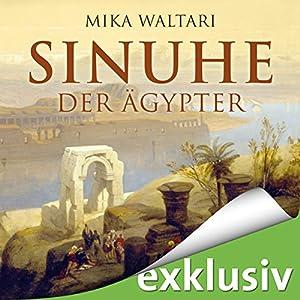 Sinuhe der Ägypter Audiobook