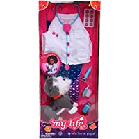 New! My Life As Loving Care Vet Set 9 Pieces