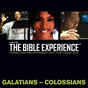 Galatians to Colossians: The Bible Experience | [Inspired By Media Group]