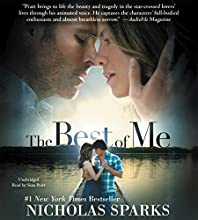 The Best of Me (       UNABRIDGED) by Nicholas Sparks Narrated by Sean Pratt