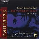 Kantaten Vol. 6 (BWV 21, 31)